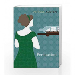Persuasion by Jane Austen Book-9781784872885