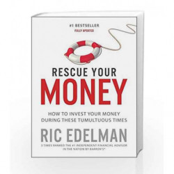 Rescue Your Money: How to Invest Your Money During These Tumultuous Times by Ric Edelman Book-9781501152764