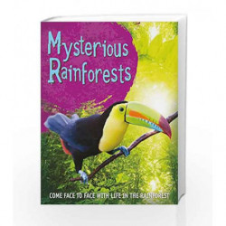 Fast Facts! Mysterious Rainforests by KINGFISHER Book-9780753439647