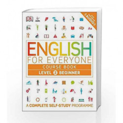 English for Everyone Course Book - Level 2 Beginner by DK Book-9780241252697