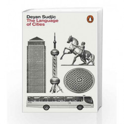 The Language of Cities by Deyan Sudjic Book-9780141980591