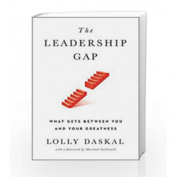 The Leadership Gap by Lolly Daskal Book-9781101981351