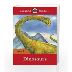 Dinosaurs: Ladybird Readers Level 2 by LADYBIRD Book-9780241254479