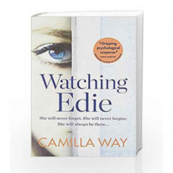 Watching Edie by Camilla Way Book-9780008159016