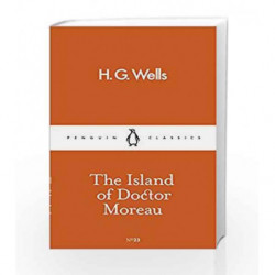 The Island of Doctor Moreau (Pocket Penguins) by H.G.Wells Book-9780241261828