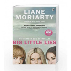 Big Little Lies: Now an HBO limited series by Liane Moriarty Book-9781405931564