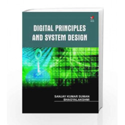 Digital Principles and System Design by Bhagyalakshmi Book-9788182091801