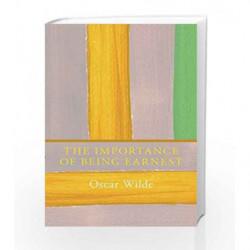 Importance of Being Earnest by Oscar Wilde Book-9780143426981