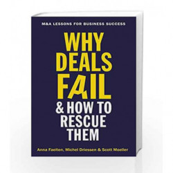 Why Deals Fail (and How to Rescue Them) by Scott Moeller Book-9781781254530