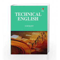 Technical English by SUMANT Book-9788182092297