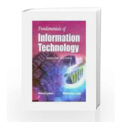 Fundamentals of Information Technology by Alexis Leon Book-9788182092457