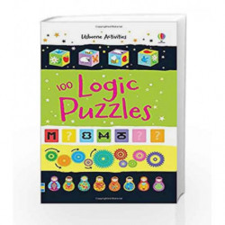 100 Logic Puzzles (Activity and Puzzle Books) by Sarah Khan and Simon Tudhope Book-9781409584629