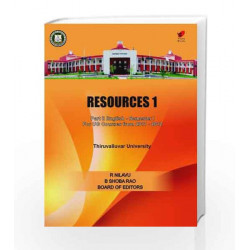 Resources 1 by Rao S Book-9788182092815