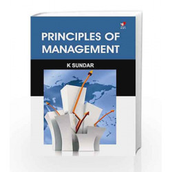 Principles of Management by Sundar Book-9788182093119