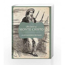 The Count of Monte Cristo by DUMAS, ALEXANDER Book-9788193387627
