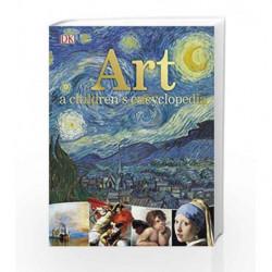 Art A Children's Encyclopedia by DK Book-9780241297650