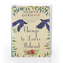 Things to Leave Behind by Namita Gokhale Book-9780670088355