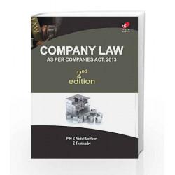 Company law 2e by Thothadri S Book-9788182094222