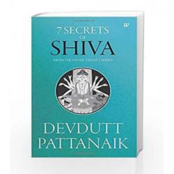 7 Secrets of Shiva by Devdutt Pattanaik Book-9789386224040