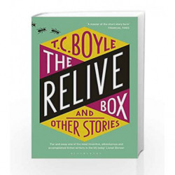 The Relive Box and Other Stories by T. C. Boyle Book-9781408890134