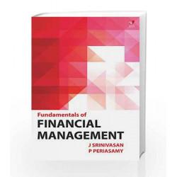 Fundamentals of Financial Management by J Srinivasan Book-9788182094536