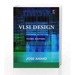 VLSI Design 3e by Jose Anand Book-9788182094741