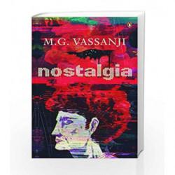 Nostalgia by M.G. Vassanji Book-9780143441427