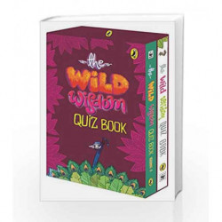 The Wild Wisdom Quiz Book (Box Set) by WWF India Book-9780143428633