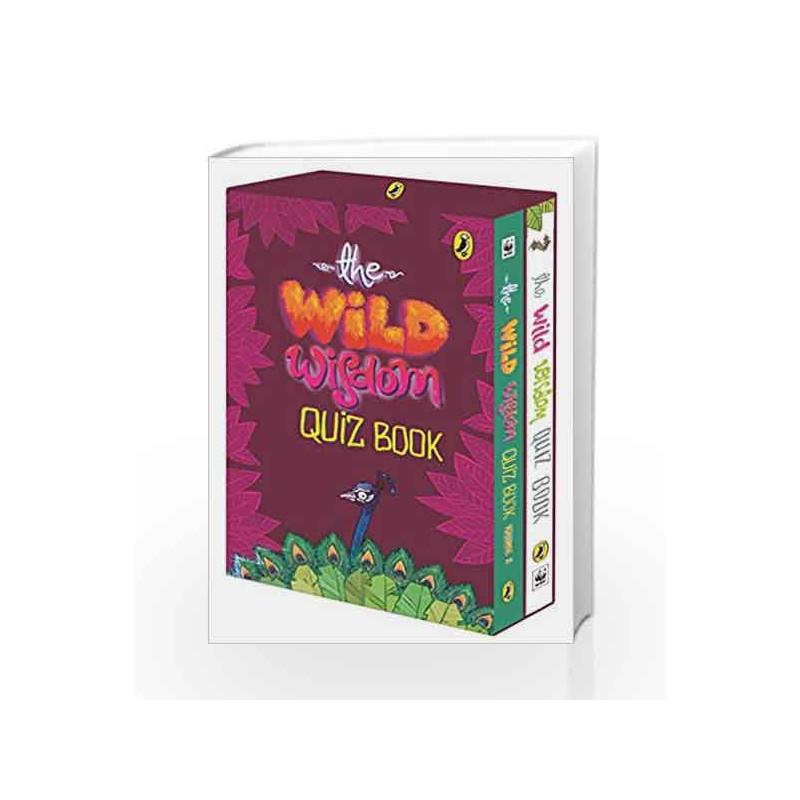 The Wild Wisdom Quiz Book (Box Set) by WWF India Book-9780143428633