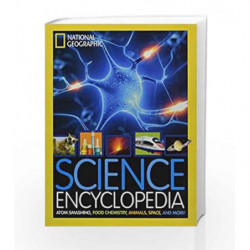 Science Encyclopedia (Encyclopaedia) by NATIONAL GEOGRAPHIC KIDS Book-9781426325427