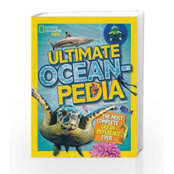 Ultimate Oceanpedia by Christina Wilsdon Book-9781426325502
