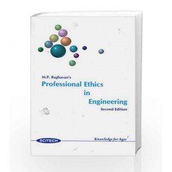 Professional Ethics in Engineering by R. Raghavan Book-9788183714921