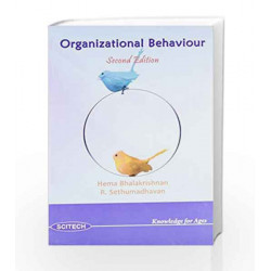 Organizational Behaviour by Hema Balakrishnan Book-9788183714983
