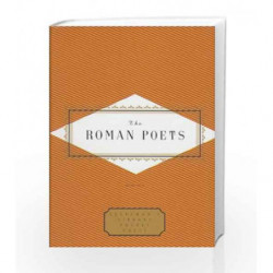 The Roman Poets (Everyman's Library Pocket Poets Series) by Peter Washington Book-9780375400711