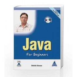Java for Beginners - Covers Java SE 6 JDK (Book/CD-Rom): 1 by Shirish Chavan Book-9788184043174