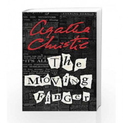 The Moving Finger (Miss Marple) by Agatha Christie Book-9780008196547