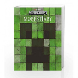 Minecraft Mobestiary: An Official Minecraft Book by Mojang AB Book-9781405286022