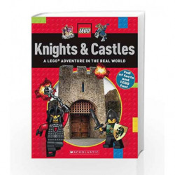 Lego Nonfiction: Knights & Castles by Scholastic Book-9789386106858