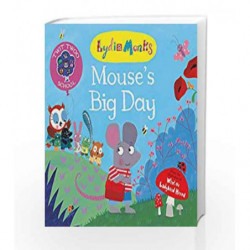Mouse's Big Day (Twit Twoo School Book 1) by Lydia Monks Book-