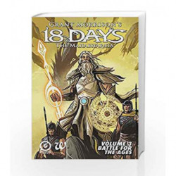 18 Days: The Mahabharata - Vol. 3 Battle for the Ages by Graphic India Book-9789386224316