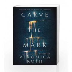 Carve the Mark by Veronica Roth Book-9780008242763