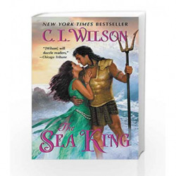 The Sea King by C. L. Wilson Book-9780062018984