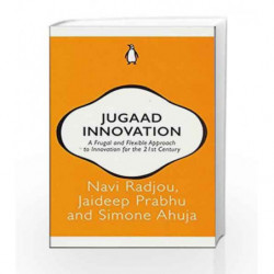 Jugaad Innovation by Navi Radjou Book-9780143429722