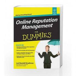 Online Reputation Management for Dummies by Lori Randall Stradtman Book-9788126539574