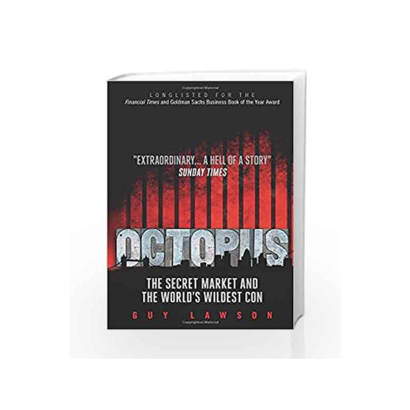 Octopus by Guy Lawson Book-9781780742281