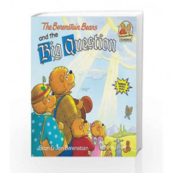 The Berenstain Bears and the Big Question (First Time Books(R)) by Stan Berenstain Book-9780679889618
