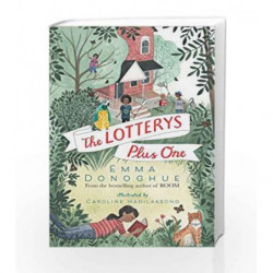 The Lotterys Plus One by Emma Donoghue Book-9781509851645