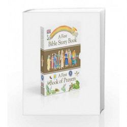 A First Bible Story Book and A First Book of Prayers by DK Book-9780241283059