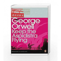 Modern Classics Keep the Aspidistra Flying (Penguin Modern Classics) by George Orwell Book-9780141183725