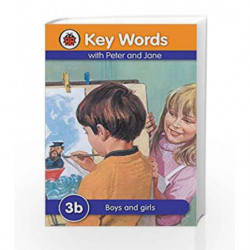 Key Words 3b: Boys and girls by NA Book-9781409301189